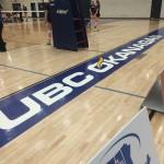 UBCO Floor Sign