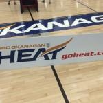 UBCO Heat Sign